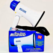 Mayday Mighty Mega Mite Megaphone W/Siren, C-66M, 5 Watt