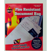 Mayday Fire Resistant Document Bag, EE-38, Legal Size Documents