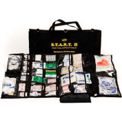 Mayday S.T.A.R.T. II Trauma Kit, FA-TK8TB, 217 Pieces