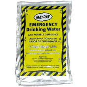 Mayday Water Pouch, WA44CS-NDC, 100 Pieces, 4.225 oz/each