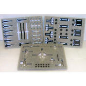 Mitee-Bite 29130 - CMM Workholding System - Silver-Bullet™