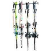 4 Skis Storage Rack