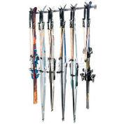 6 Cross Country Ski Rack