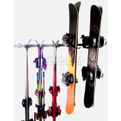 Monkey Bar Storage 03007 Ski & Snowboard Garage Storage Rack