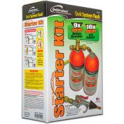Qwik System Flush® Starter Kit QT1150 - Pkg Qty 4