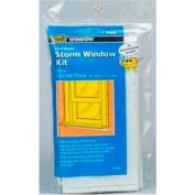 M-D Economy Storm Window Kit, 08264, Clear, 1 Window 3' X 6' x 1.25 ML