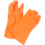 M-D Grouting Gloves, 49142, Yellow - Pkg Qty 6