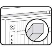 """M-D Air Conditioner Weatherstrip, 50005, Beige, 1/2"""" x 1-3/8"""" x 42"""""""