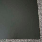 "M-D Aluminum Sheet, Plain, 56086, 24""L X 12""W X 0.19""H, Black"