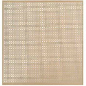 """M-D Aluminum Sheet, Lincane, 57265, 0.2""""L X 36""""W X 36""""H, Albras"""