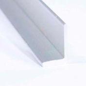 "M-D Aluminum Angle Equal Leg, 62174, 96""L X 1.5""W X 1.5""H X 1/16""D, Silver, D#1369"
