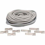 M-D Roof & Gutter Cable, 64501, 100', White