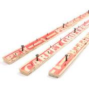 "M-D Carpet Tack Strip, 75093, 48""L"