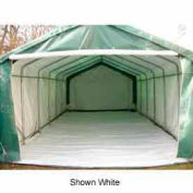 Floor Kit Black For Greenhouse Round Style 12'W x 24'L