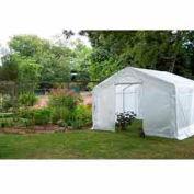 Translucent Greenhouse, Peak Style 22'W x 24L' x 12'H