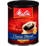 Melitta 60260 - Coffee, Classic Blend, Regular, 22 Oz., 6 Cans/Case