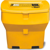 "Meyer Storage Box 32403 - 8 Cubic Feet 23""L x 21""W x 30""H, Yellow"