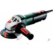 """Metabo® WP 11-125 Quick 4 1/2"""" Angle Grinder W/ Paddle Switch - Quick Change"""