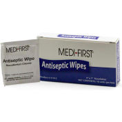 "Antiseptic Towelettes, 5"" x 7"", 10/Box, 21412 - Pkg Qty 5"