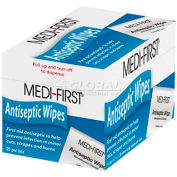 Antiseptic Wipes, Extra Large, 20/Box