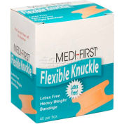 Woven Knuckle Bandage, Extra Heavy Weight, 40/Box - Pkg Qty 2