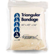 "Triangular Bandage, 36"" x 36"" x 52"", 1/Bag - Pkg Qty 5"