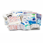 Global Industrial First Aid Refill Kit, ANSI Compliant, Class A