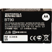Motorola HKNN4013, DLR Series Std High Capacity LI-ION 1800 mAh 3.7V Battery