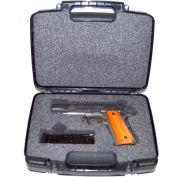 "Quick Fire Multifit™ Pistol Case QF200 Watertight, 12""x9-3/4""x3-1/2"" Black"