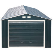 DuraMax Imperial Galvanized Steel Garage 50951 12-1/16'W x 19-13/16'D x 8-1/2'H