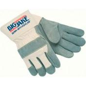 Heavy-Duty Side Split Gloves, Memphis Glove 1700L, 12-Pair