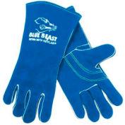 Premium Quality Welders Gloves, Memphis Glove 4600, 12-Pair