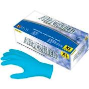 Disposable Nitrile Gloves, MEMPHIS GLOVE 6015XL, Box of 100