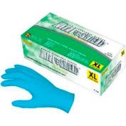 Disposable Nitrile Gloves, MEMPHIS GLOVE 6025L, Box of 50