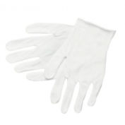 Cotton Inspector Gloves, Memphis Glove 8600C, 12 Pairs/Dozen