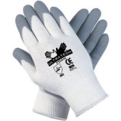 Foam Nitrile Coated Gloves, MEMPHIS GLOVE 9674L, 12-Pair