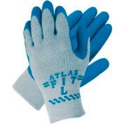 Flextuff Latex Coated Gloves, Memphis Glove Ft300m, 12-Pair - Pkg Qty 12