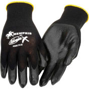 Ninja X Bi-Polymer Coated Palm Gloves, Memphis Glove N9674L, 1-Pair