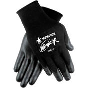 Ninja X Bi-Polymer Coated Palm Gloves, Memphis Glove N9674s, 1-Pair
