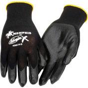 Ninja X Bi-Polymer Coated Palm Gloves, Memphis Glove N9674xl, 1-Pair