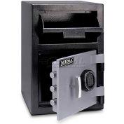 "Mesa Safe B-Rate Depository Safe MFL2014E Front Loading, Digital Lock, 14""W x 14""D x 20-1/4""H"