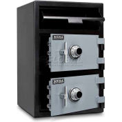 "Mesa Safe B-Rate Depository Safe MFL3020CC Front Loading, Manual Combo Lock, 20""W x 20""D x 30""H"