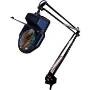 Deluxe Halogen Magnifier Lamp w/ AC receptacle