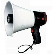 20 Watt Piezo Dynamic Megaphone With LED Emergency Light & Siren