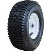"Marathon Pneumatic Tire 20336 - 13x5.00-6 Turf Tread - 3"" Centered - 3/4"" Bearings"
