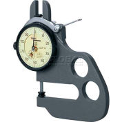 """Mahr Federal Thickness Gage, 0-.50"""" Capacity"""