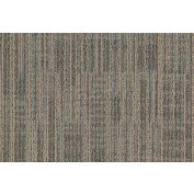 "Mohawk® Aladdin Get Moving Carpet Tile 1T44, Heavy Traffic, 24""L X 24""W, Atmosphere, 18-Tiles"