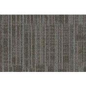 "Mohawk® Aladdin Get Moving Carpet Tile 1T44, Heavy Traffic, 24""L X 24""W, Titanium, 18-Tiles"
