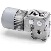 Mini Motor MC230P3T 30 B3-Asynchronous three phase worm gear motor totally enclosed