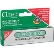Curad® Silver Solution Antimicrobial Gel, 0.5 oz. Tube